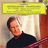 メンデルスゾーン:交響曲第4番&第5番