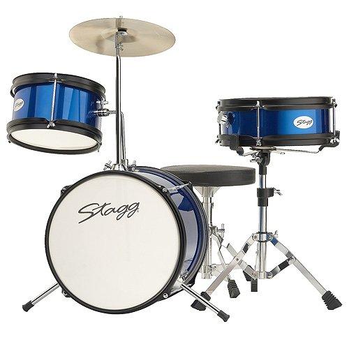stagg-tim-jr-3-12-bl-drum-kit