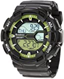 Armitron Sport Men's 40/8246LGN Sport Watch with Black Band