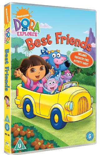 Dora the Explorer: Best Friends [DVD]