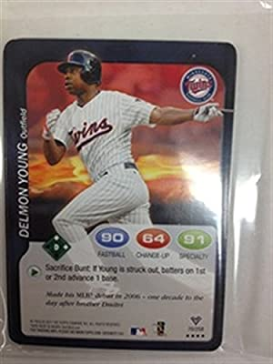 2011 Topps Attax Minnesota Twins Team Set 9 Game Cards MINT