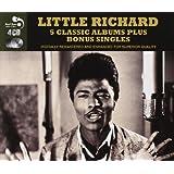 5 Classic Albums Plus Bonus Singles [Audio CD] Little Richard