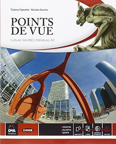 Points de vue. Con e-book. Con espansione online. Per le Scuole superiori