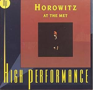 Horowitz at the Met