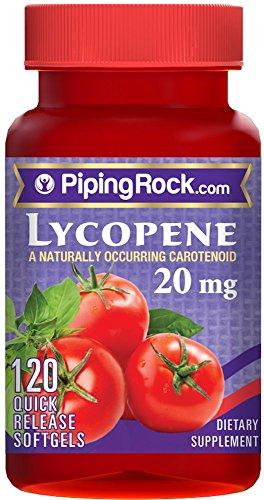 Lycopène 20 mg 120 gélules liquides
