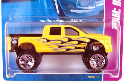 2008 Hot Wheels Team: Hot Trucks - Dodge Ram 1500