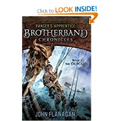 The Outcasts (Brotherband Chronicles) - John Flanagan