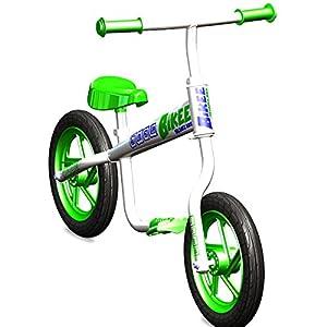 Trikke Bikee Balance Bike, White