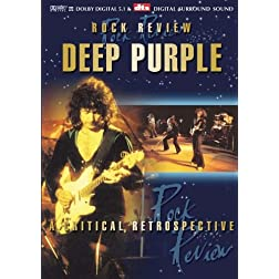 Deep Purple Rock Review 1969-1972