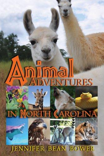 Jennifer Bean Bower - Animal Adventures in North Carolina