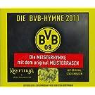 Die BVB Hymne 2011 (Offizieller Tontr�ger zum Meister Borussia Dortmund mit Originalrasen aus dem Signal Iduna Park)