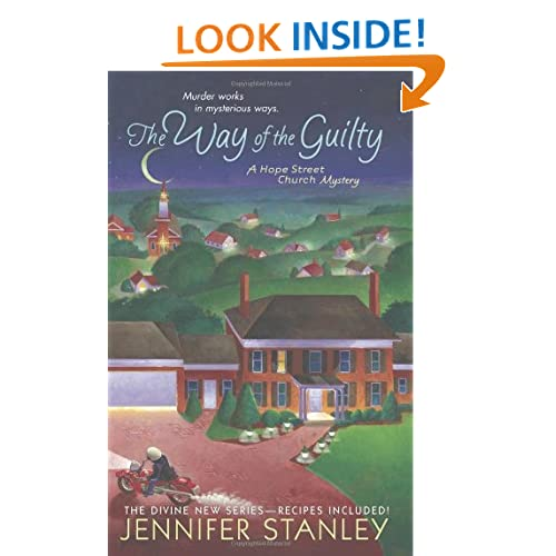 The Way of the Guilty: A Hope Street Church Mystery (Hope Street Church Mysteries)