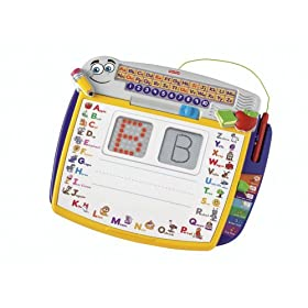 Fisher-Price Fun-2-Learn All-In-One Learning Desk