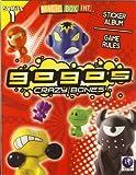 GoGo's Crazy Bones - Series 1 - Sticker Album & Game Rules