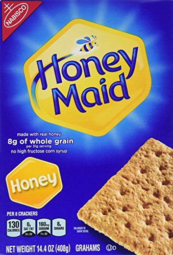 Nabisco Honey Maid, Honey Graham Crackers, 14.4 oz