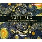 Henri Dutilleux : Int�grale de l'oeuvre pour orchestre
