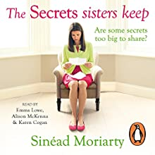 The Secrets Sisters Keep (       UNABRIDGED) by Sinéad Moriarty Narrated by Alison McKenna, Emma Lowe, Karen Cogan
