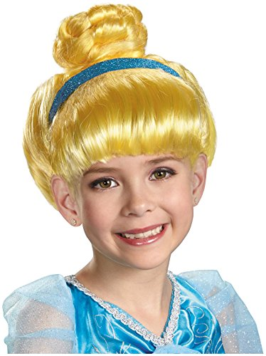 Disguise Inc - Disney Kids Cinderella Wig