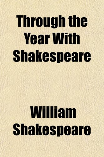 Through the Year With Shakespeare