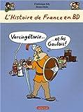 L'histoire de France en BD v.5, Vercingétorix et les Gaulois