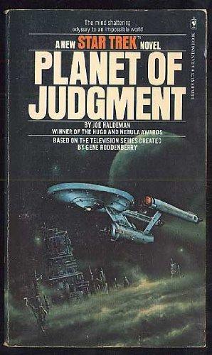 Planet Of Judgement (Star Trek Adventures 5)