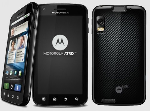 Link to Motorola Atrix AT&T 4G Cell Phone with Android 2.2 OS. 4-inch HD touchscreen On Sale