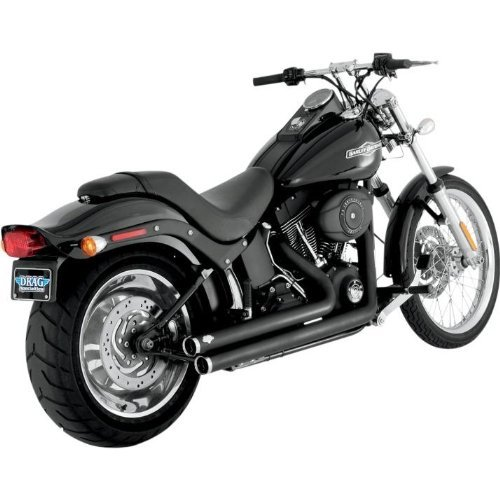One Size Vance and Hines Super Radius Full System Exhaust for Harley Davidson 1986-2015