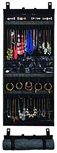 the-ultimate-jewelry-scroll-hanging-storage-organizer-holds-over-150-pieces-and-rolls-up-for-travel-