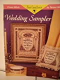 img - for Wedding Sampler - Just CrossStitch - Item # 2085 book / textbook / text book
