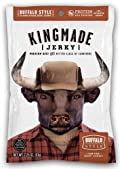 Kingmade Jerky Buffalo Style 2.25 Oz (Pack of 8)