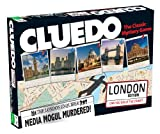 Cluedo London Edition Board Game