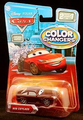 Disney / Pixar CARS Movie 155 Color Changers Bob Cutlass [Toy]