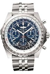 Mens Breitling Bentley Motors T Blue Dial Watch A2536313