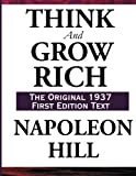 img - for Think and Grow Rich, the Original 1937 First Edition Text book / textbook / text book