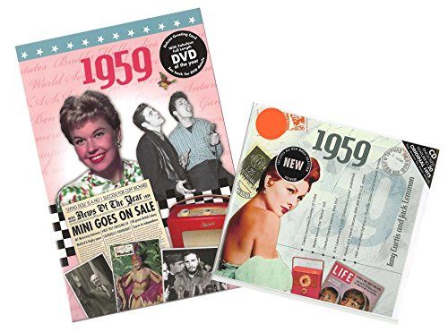 & combinato CD DVD, Set regalo 1959