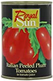 Royal Sun Plum Tomatoes 400 g (Pack of 24)