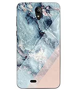 Case Cover Marble Printed Pink Hard Back Cover For Sony Xperia XA Ultra Dual