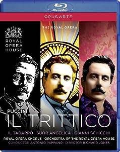 Giacomo Puccini: Il Trittico [Blu-ray] [Import]