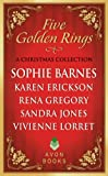img - for Five Golden Rings: A Christmas Collection book / textbook / text book