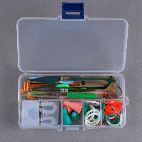 Knitting Accessories Kit : Revews ostart knitting accessory kit supply set basic