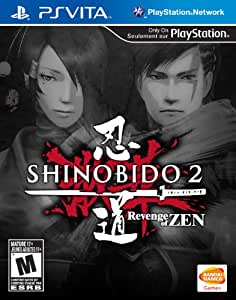Shinobido 2: Revenge of Zen - PlayStation Vita Standard Edition