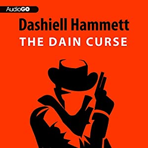 The Dain Curse Audiobook