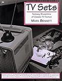 By Mark Bennett TV Sets: Fantasy Blueprints of Classic TV Homes [Paperback]