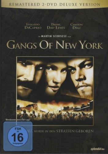 DiCaprio,Leonardo/Diaz,Cameron Gangs of New York (Remastered) [Import allemand]