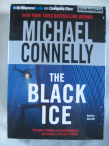 Black Ice by Michael Connelly Unabridged CD Audiobook (Harry Bosch Mystery Series) (Harry Bosch The Black Echo compare prices)