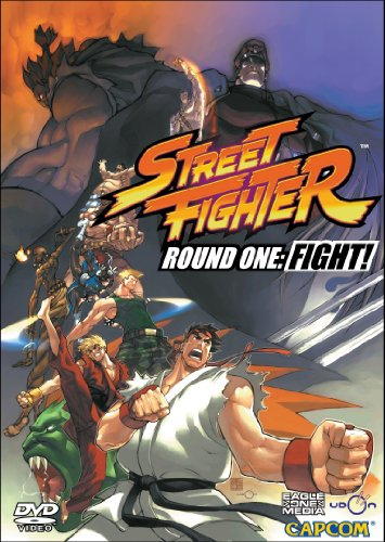 Street Fighter: Round One - Fight [DVD] [Region 1] [US Import] [NTSC]