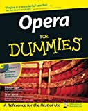 img - for Opera for Dummies[ OPERA FOR DUMMIES ] by Pogue, David (Author) Sep-04-97[ Paperback ] book / textbook / text book
