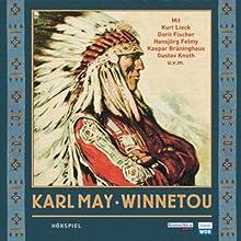 Winnetou Hörspiel von Karl May Gesprochen von: Hansjörg Felmy, Kurt Lieck, Dorit Fischer