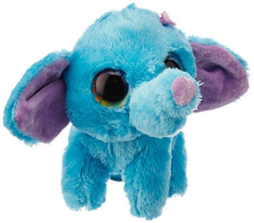 Wild Republic L'Il Sweet & Sassy Elephant Blueberry Plush