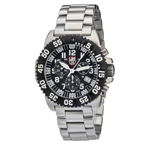 LUMINOX - Men's Watches - LUMINOX STEEL COLORMARK CHRONOGRAPH 3180 SERIES - Ref. LX3182